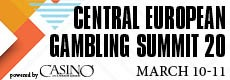 Central European Gambling Summit 20 - CEGS20