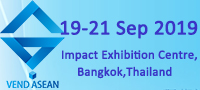 VendASEAN-ASEAN(Bangkok) Vending Machine & Self-service Facilities Expo 2019