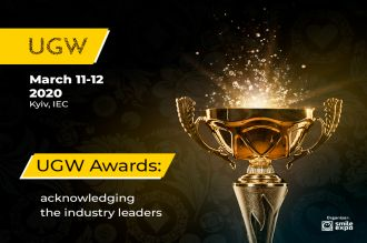 Ukrainian Gaming Week to Feature UGW Awards
