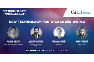 GLI to share insights on how to navigate the future of gaming at Betting on Sports America - Digital workshop
