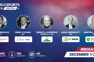 Betting on Sports America - Digital unveils gold standard speaker lineup
