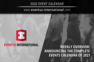 Weekly Overview: Announcing The Complete Events Calendar of 2021