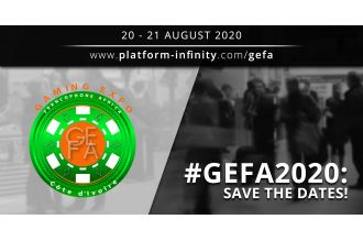 Announcing the date, venue and agenda for Gaming Expo Francophone Africa (GEFA) 2020