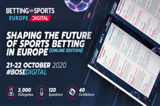 Betting on Sports Europe - Digital agenda to confront the challenges shaping sports betting industry's future