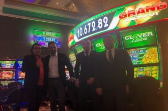 SUCCESS FOR APEX GAMING AT MERIT GRAND MOSTA IN SVILENGRAD IN BULGARIA